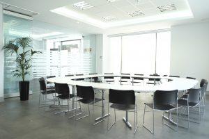 alquiler de salas de reuniones en Madrid