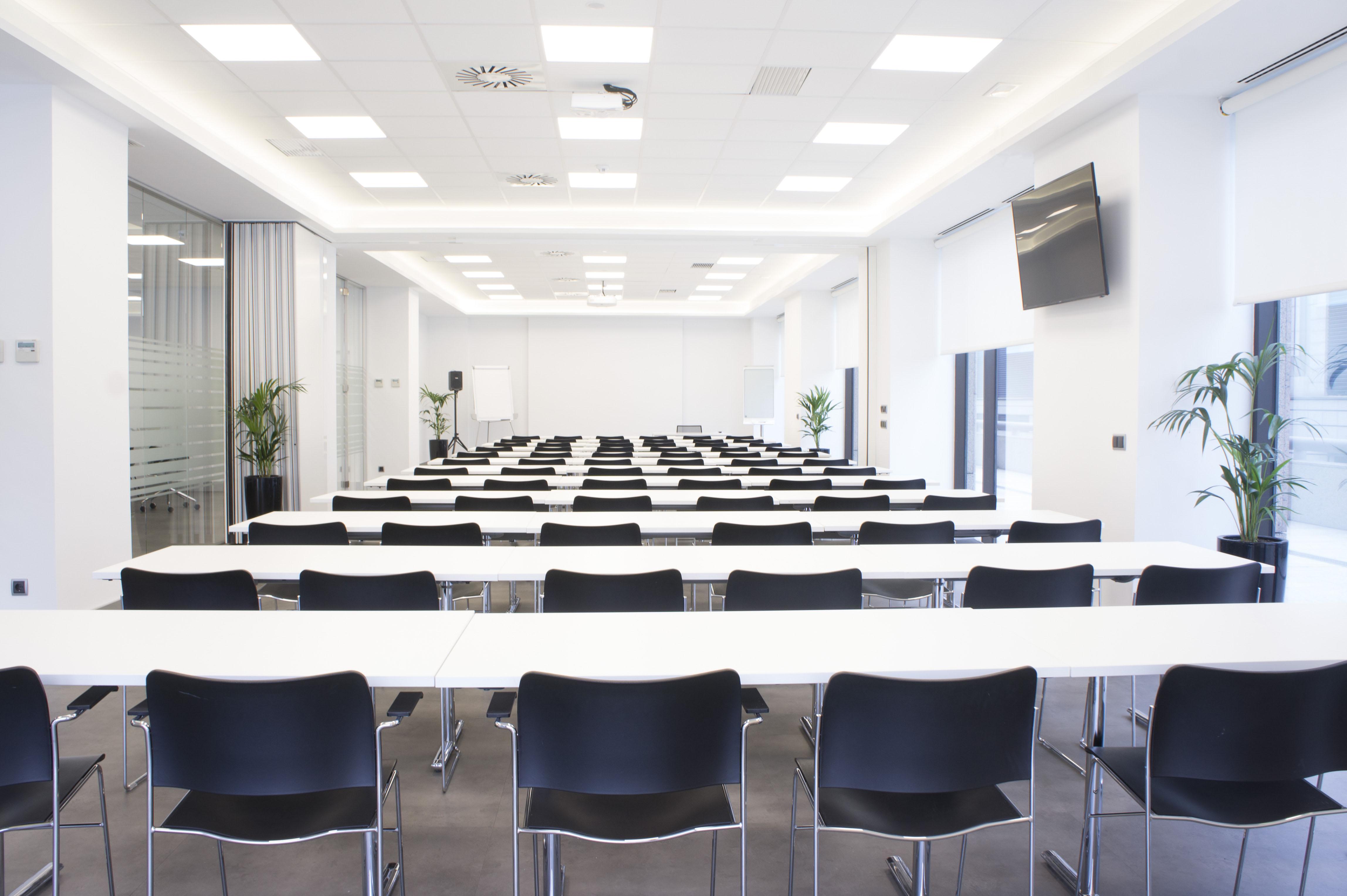 aulas en Madrid
