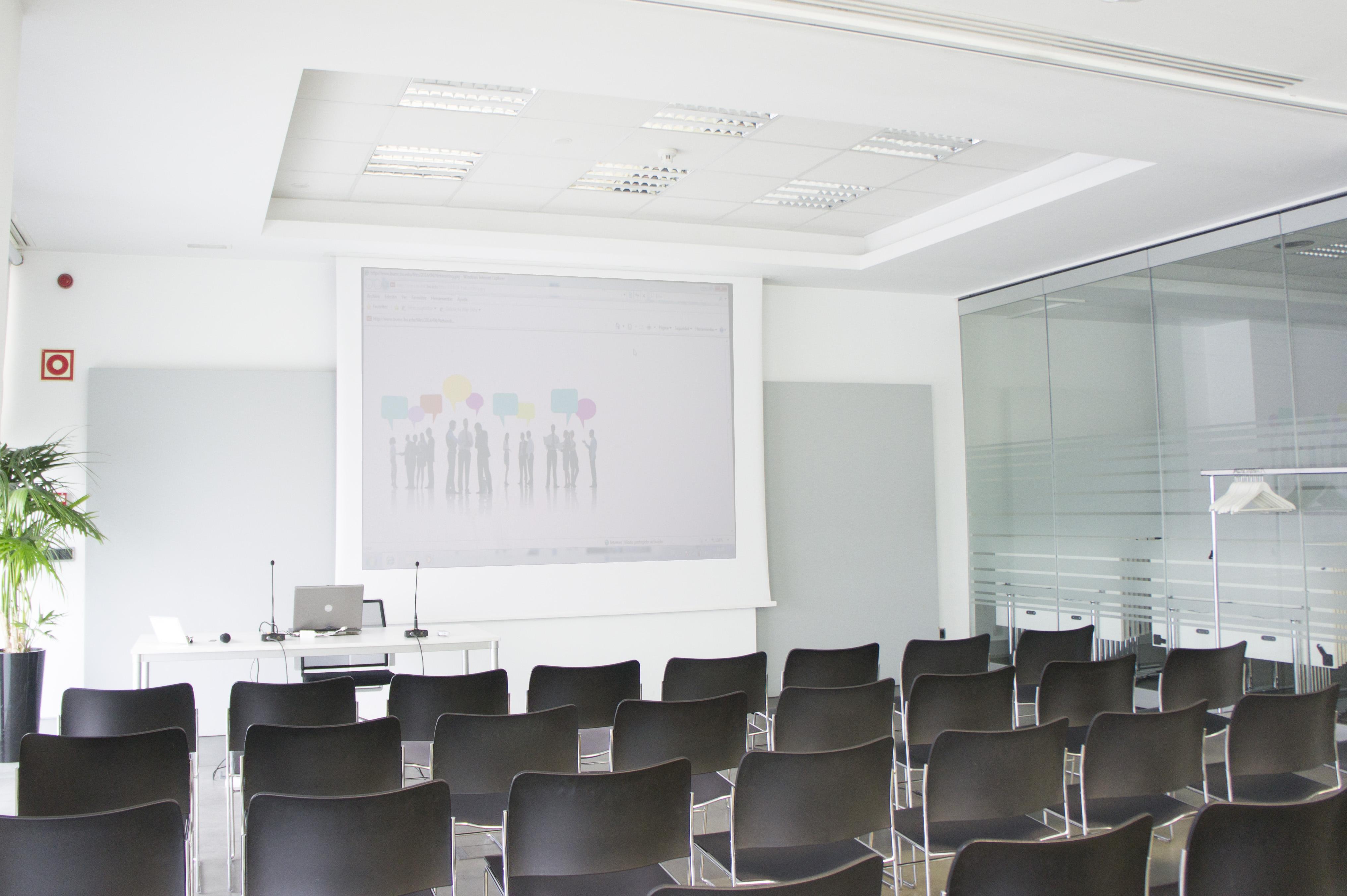 Beneficios de las salas de reuniones colaborativas