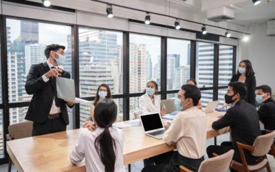 Ventajas de alquilar una sala de reuniones por horas durante el teletrabajo