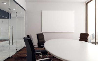 Conoce qué equipo debe tener una sala de reuniones para una reunión efectiva